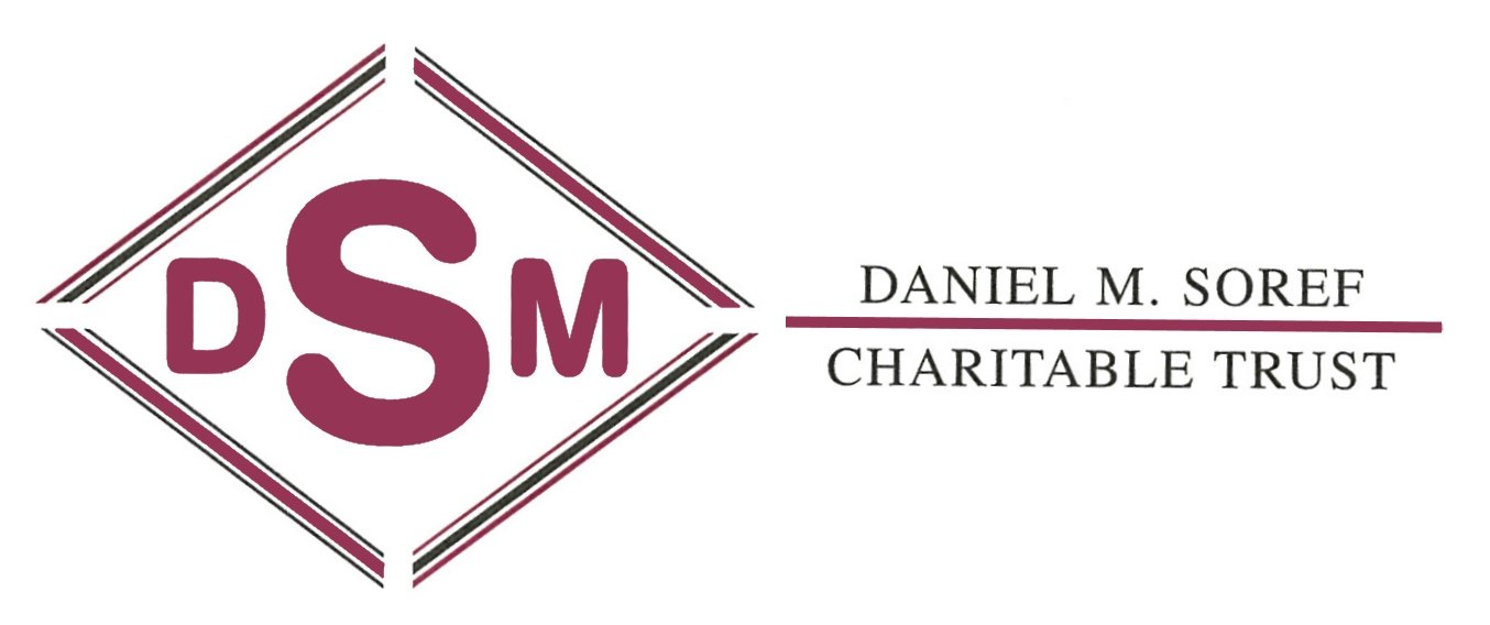 Daniel Soref Charitable Trust Logo for Donor Page
